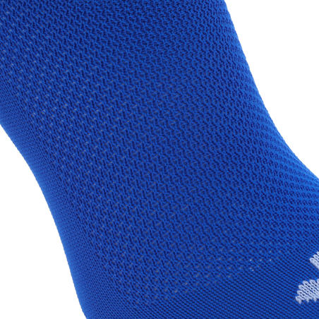Kids' Football Socks F100 - Blue
