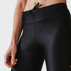 Women's Running Tight Shorts Run Dry - black