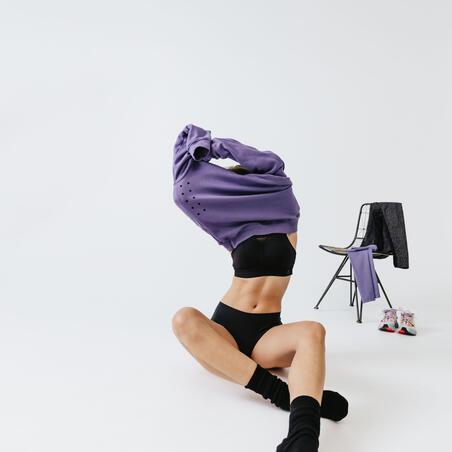 Culotte pour la course à pied respirante noir