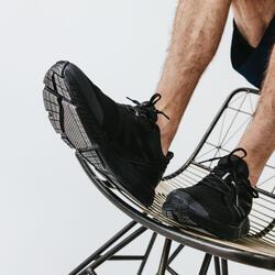 Run Confort Men's Running Shoes - Black
