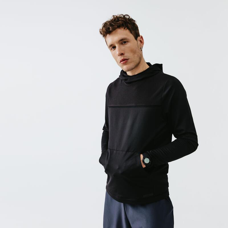 Dry+ Feel breathable running hoodie - Men