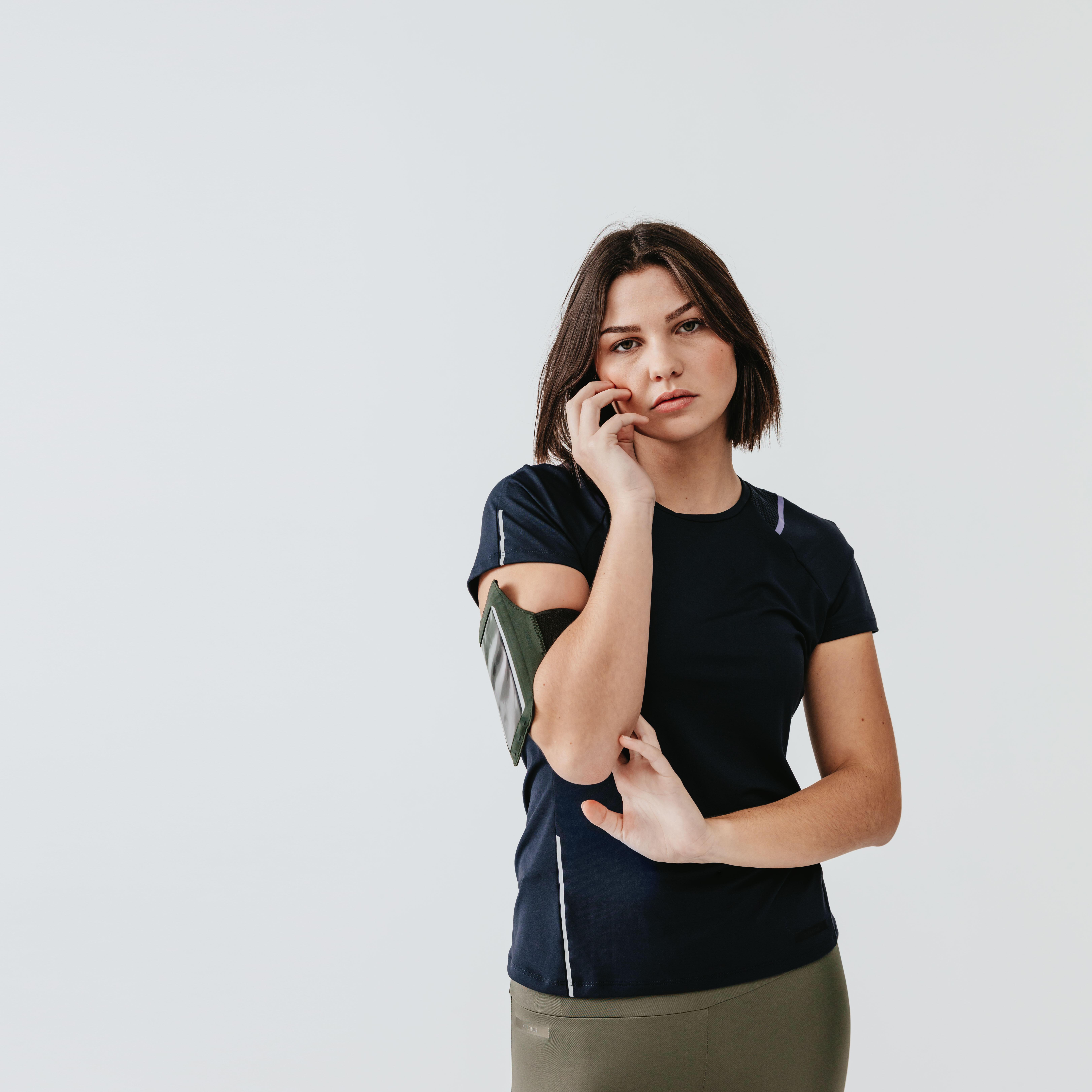 Tricou Run Dry+ Damă imagine