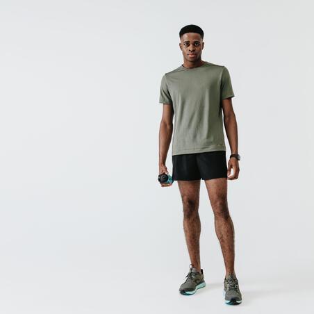 נעלי ריצה דגם RUN COMFORT לגברים – חאקי