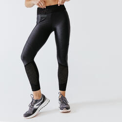 Women's Running Tights Run Dry+ Feel - black