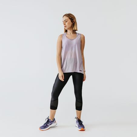 Run Dry+ Feel capri bottoms - Women