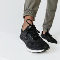 Kalenji Run Support Women's Running Shoes - Black