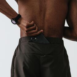 Men's Running Shorts Run Dry+ - dark khaki