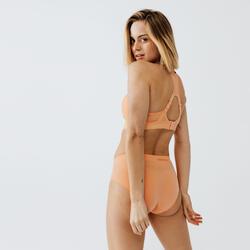 透氣跑步內褲 - 粉橘色