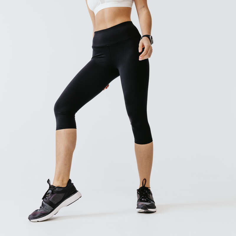 KADIN DÜZENLİ KOŞU SICAK HAVA GİYİM Koşu - RUN SUPPORT TAYT KALENJI - Kadın Koşu Kıyafetleri
