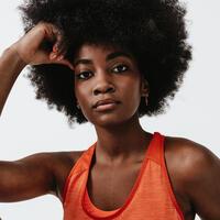 """Moteriški berankoviai bėgimo marškinėliai """"Run Light"""", aštri oranžinė"""