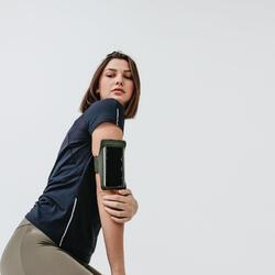 BRASSARD GRAND SMARTPHONE RUNNING KAKI