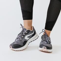 Women's Running Tights Run Dry+ Feel - black