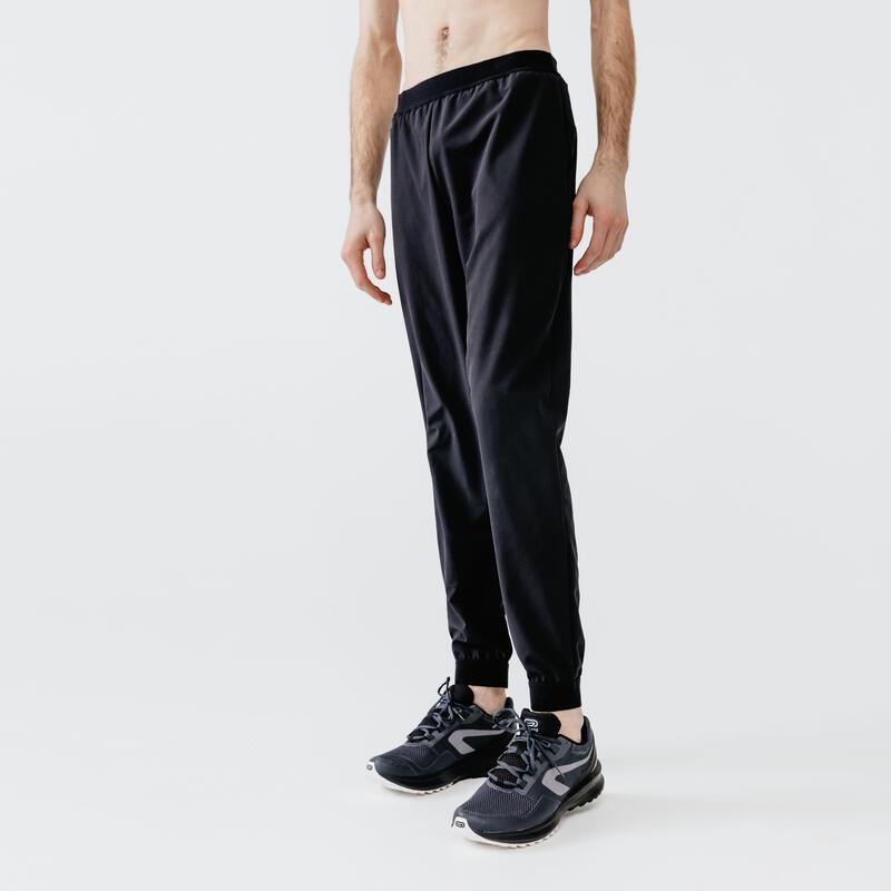 Men's Running Trousers Run Dry - Black
