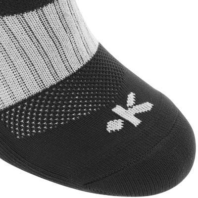 Adult Rugby Socks R500 - Black