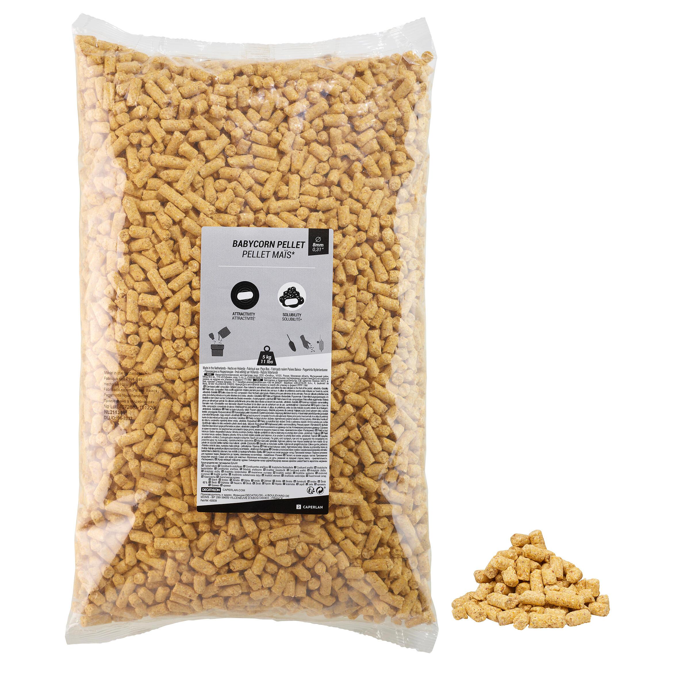 Peleți Baby Corn 8mm 5 kg la Reducere poza