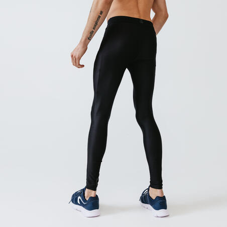 Calzas Largas Running Run Dry Hombre Negro