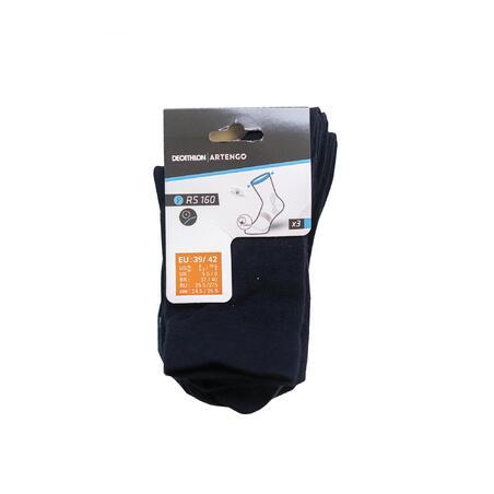RS 160 Socks Tri-Pack - Navy