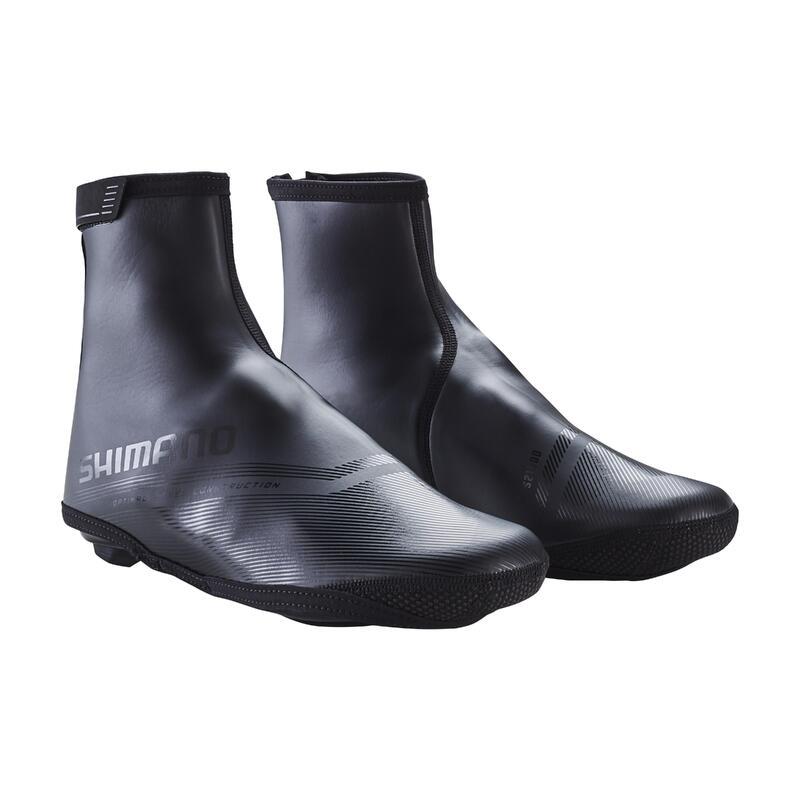 Overschoenen voor racefiets S2100D zwart