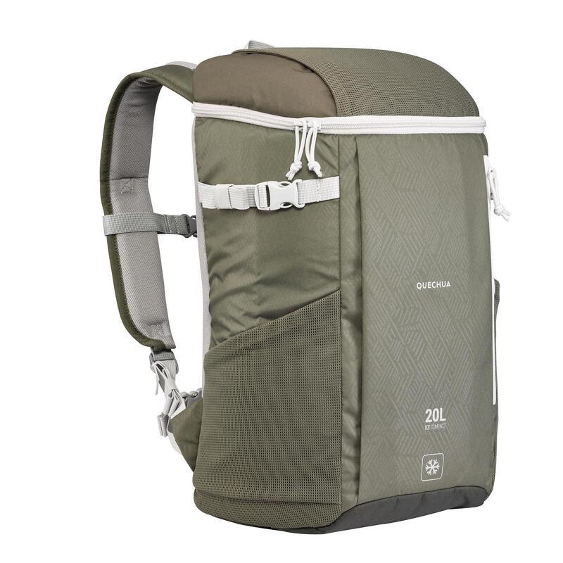 Isolerende rugzak voor kamperen en trekking Ice Compact 20 liter