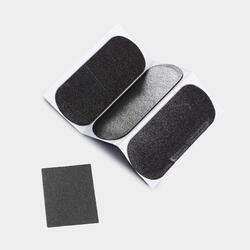 3 large adhesive patch kit - Inflatable mattress repair - 7 x 3 cm