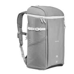 Kühlrucksack Ice Compact für Camping/Wandern 30Liter grau