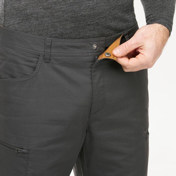 Men's NH500 Regular off-road hiking trousers