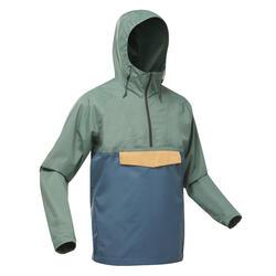 Veste imperméable de randonnée nature - NH150 Imper - Homme