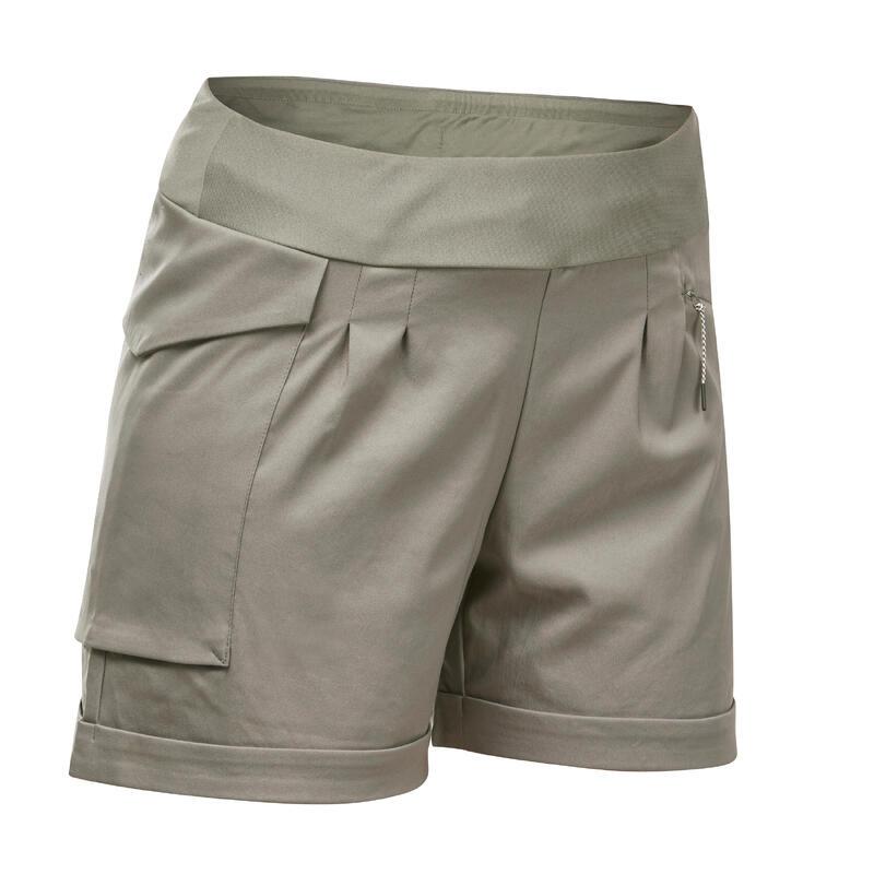 Women's Country Walking Shorts NH500 Regular