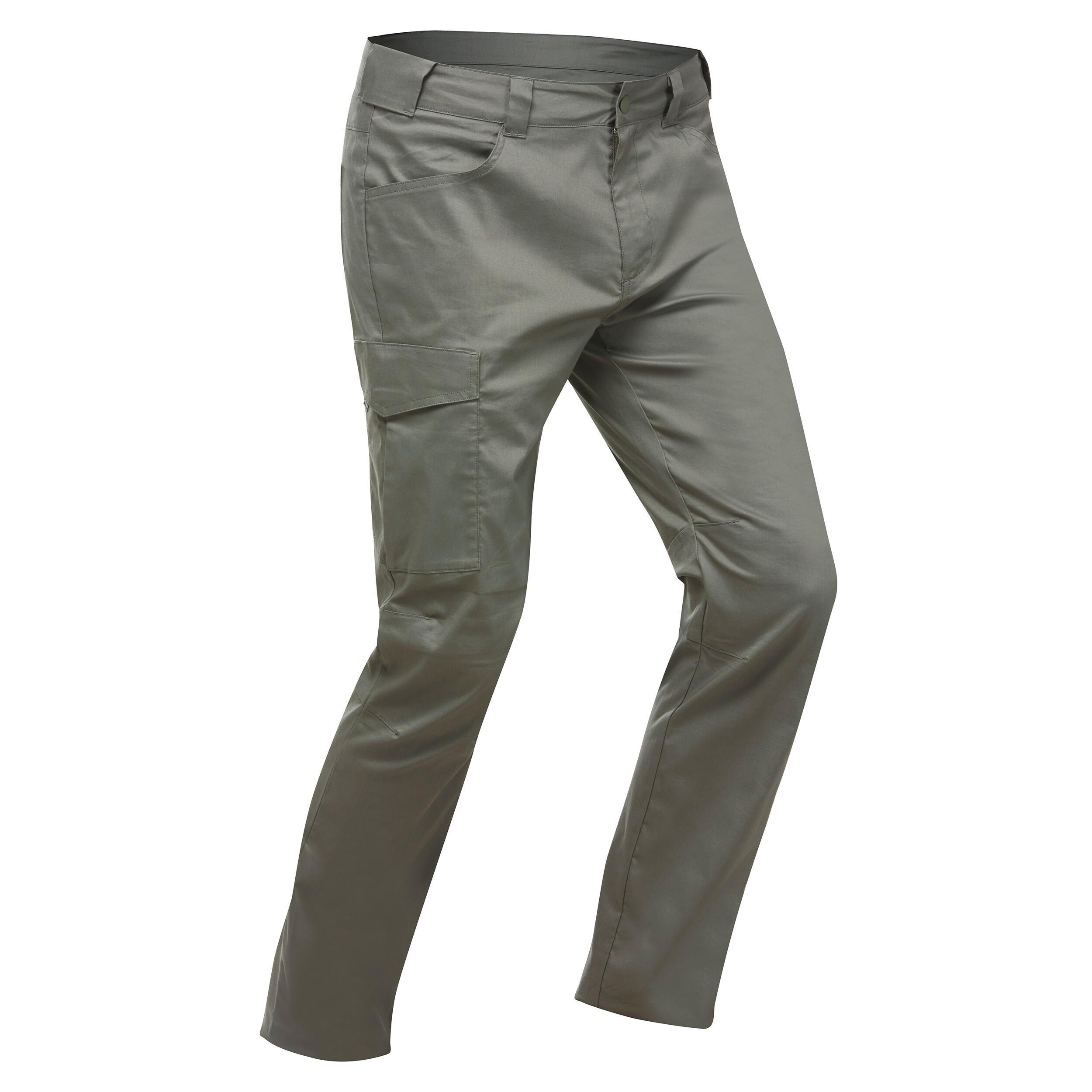 Pantalon NH100 Bărbați imagine