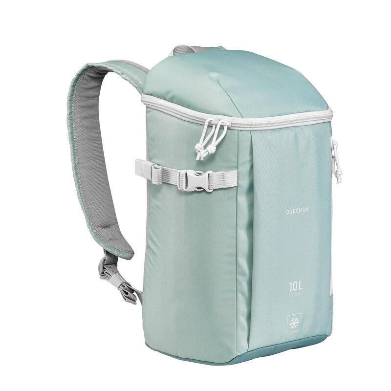 Isolerende rugzak voor kamperen en trekking Ice Compact 10 liter