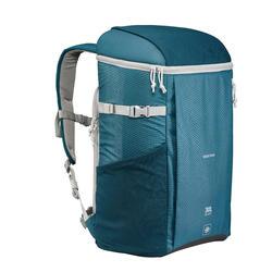 Kühlrucksack Ice Compact für Camping/Wandern 30Liter blau