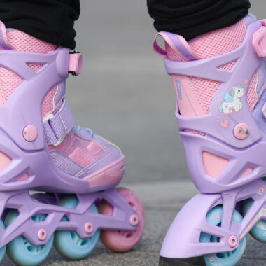 Roller學堂 :教練話你知!如何挑選小朋友第一雙滾軸溜冰鞋?
