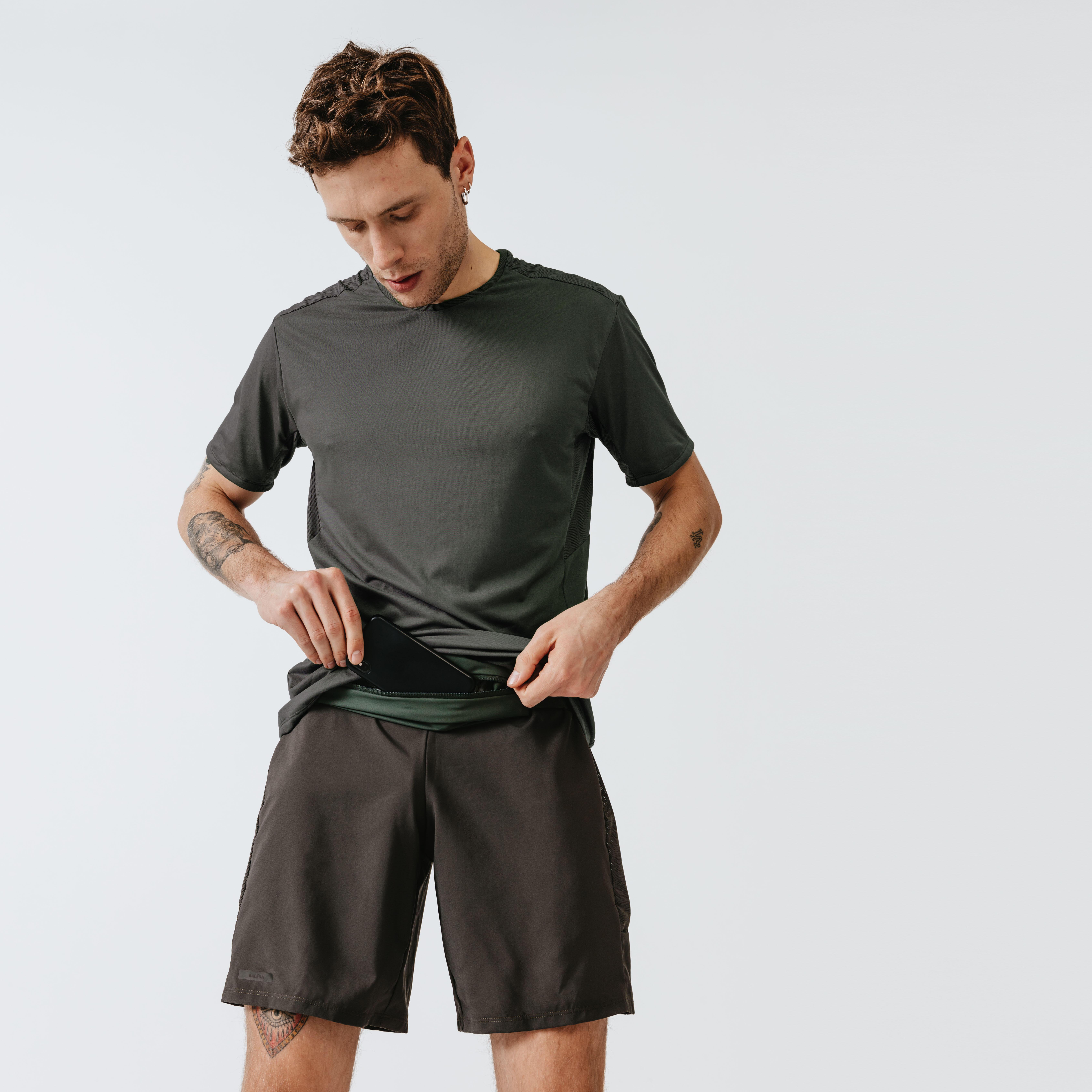 Tricou Jogging Dry+ Bărbați imagine