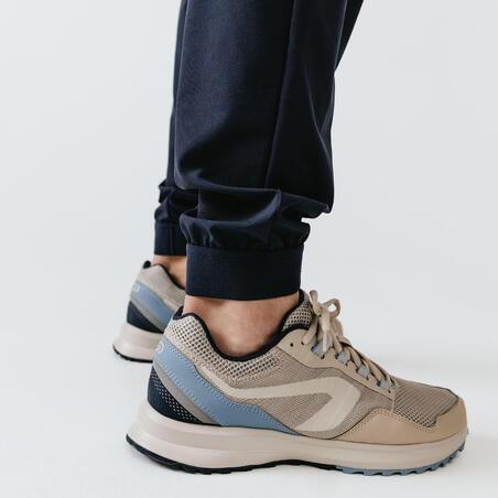 Run Dry Men's Running Pants Dark Blue - Kalenji