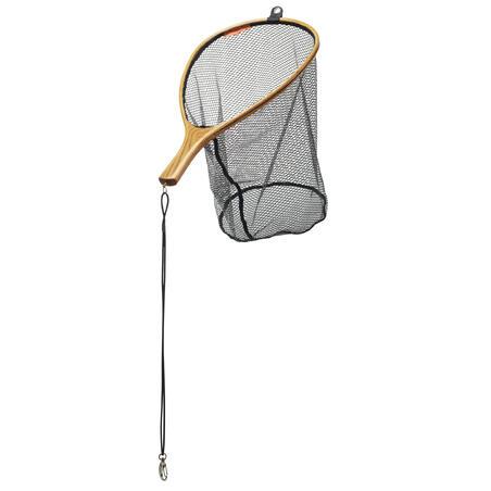 TROUT FISHING RACKET LANDING NET RN500 W