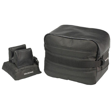 FRONT AND REAR SHOOTING BAGS FOR RIFLES