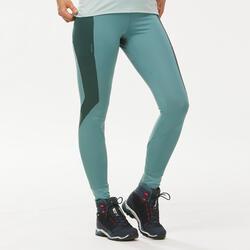 女款登山健行緊身褲MH500