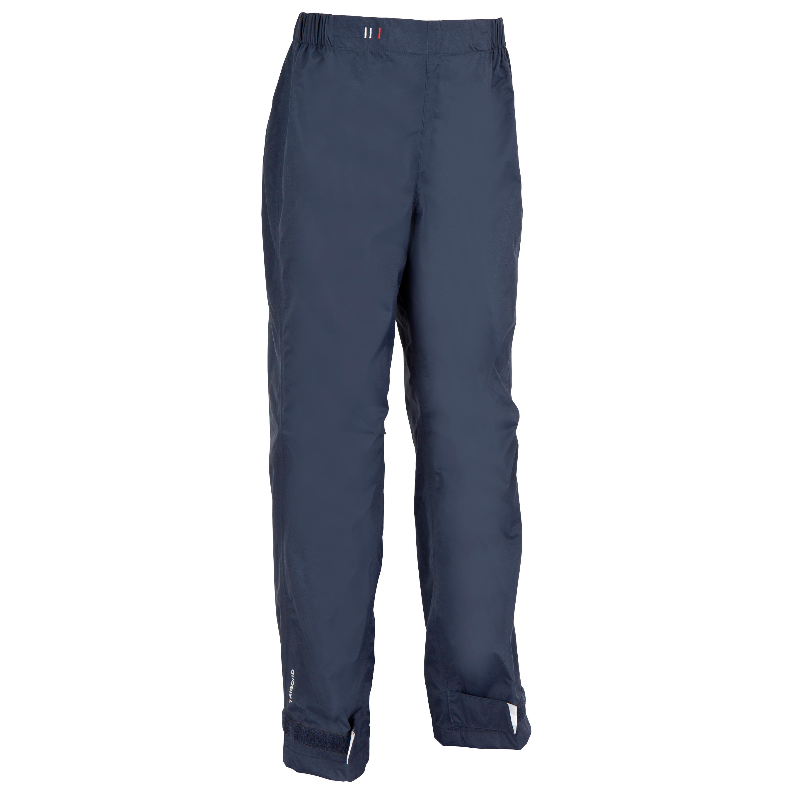 100 Children's Sailing Top Layer Pants - Dark Blue