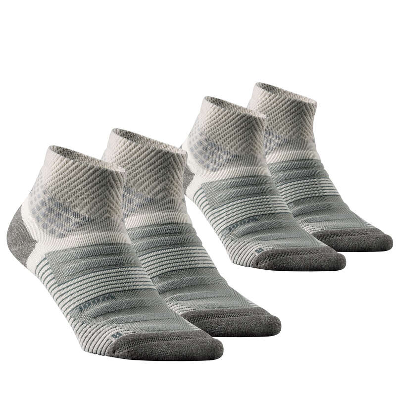 Túrazokni Túrázás - Túrazokni MH 900  2 pár QUECHUA - Cipő, bakancs, szandál