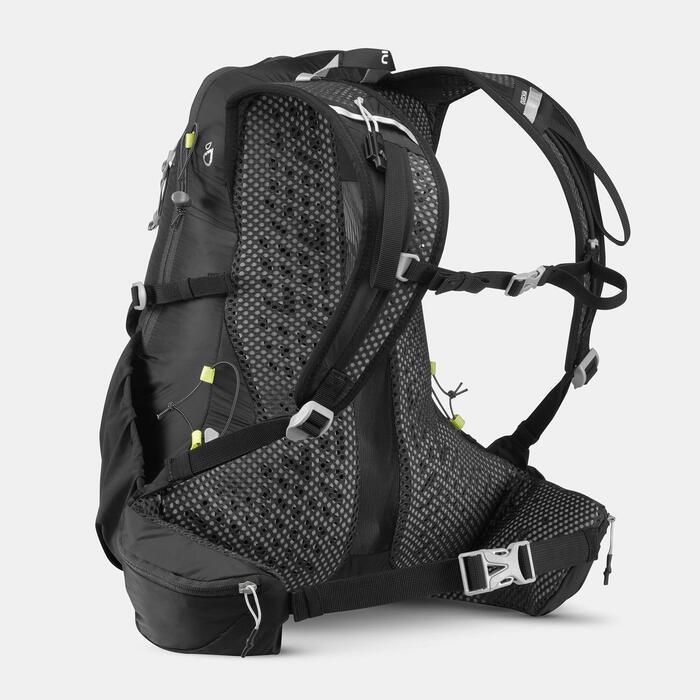 Ultra Lightweight Backpack FH 500 17 Litres - Black