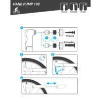 100 Hand Pump