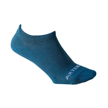 Low Sports Socks Tri-Pack RS 160 - Pink/Turquoise/Sky Blue