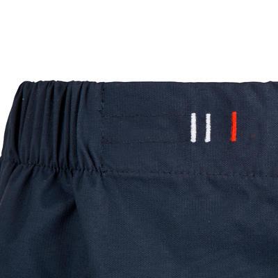 Дитячі верхні штани 100 для вітрильного спорту, водонепроникні - Темно-сині