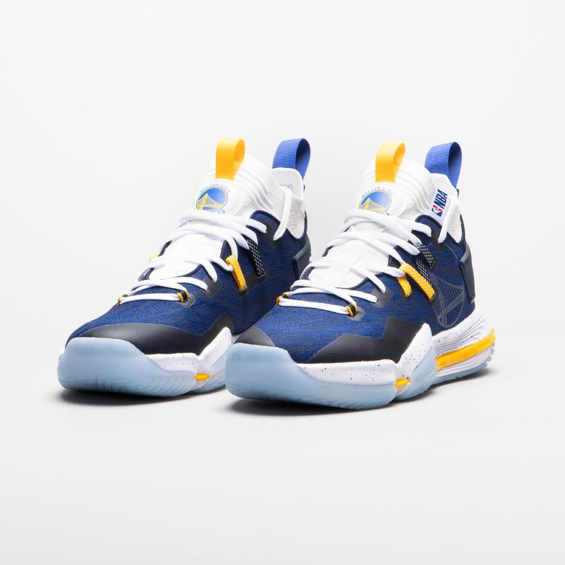 Zapatillas Baloncesto Tarmak SE900 NBA Golden State Warriors Adulto Azul