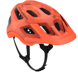 Casco mtb ST500 arancione fluo