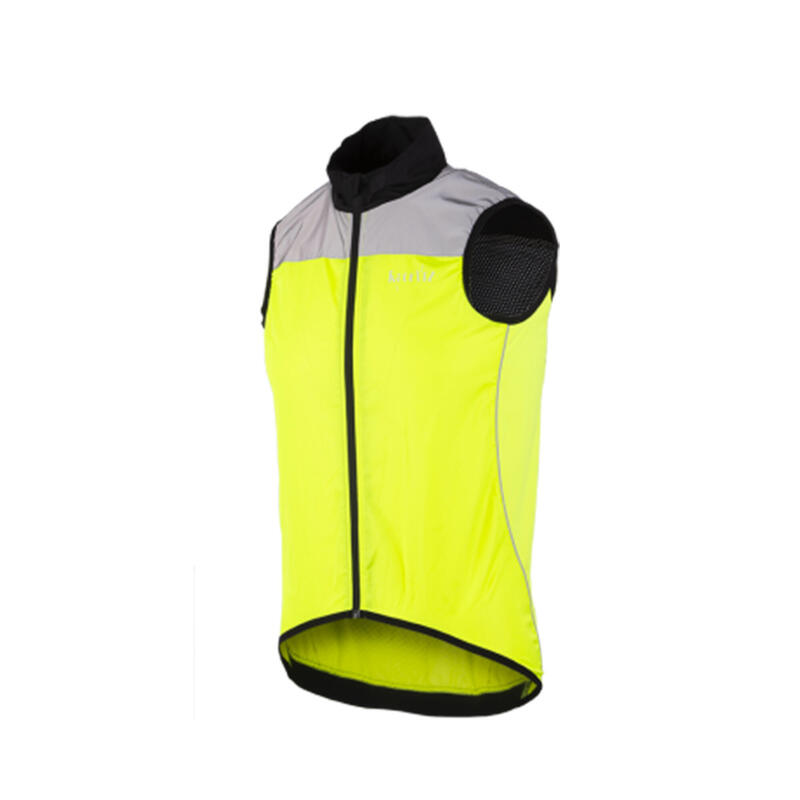 Gilet Coupe vent velo route