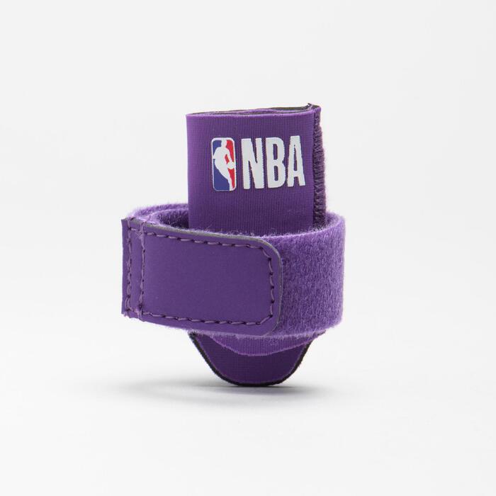 Apoio e Proteção de Dedo Basquetebol Homem/Mulher STRONG 500 NBA Lakers Violeta