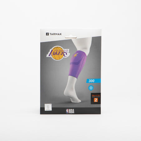 """Vyriškas / moteriškas kairės / dešinės blauzdos įtvaras """"Soft 300"""", NBA""""Lakers"""""""