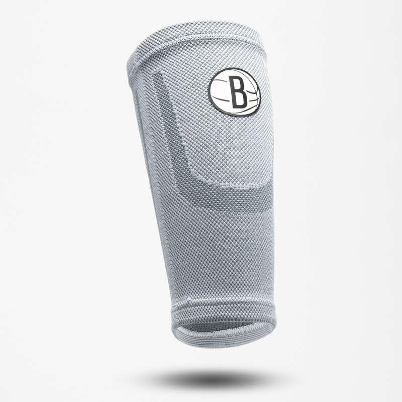 Protecţii glezne/genunchiere ACCESORII - Protecție gambă Soft 300 NBA  TARMAK - Sustinere musculara si articulara
