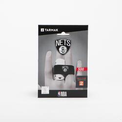 Apoio e Proteção de Dedo Basquetebol Adulto STRONG 500 NBA Nets Branco
